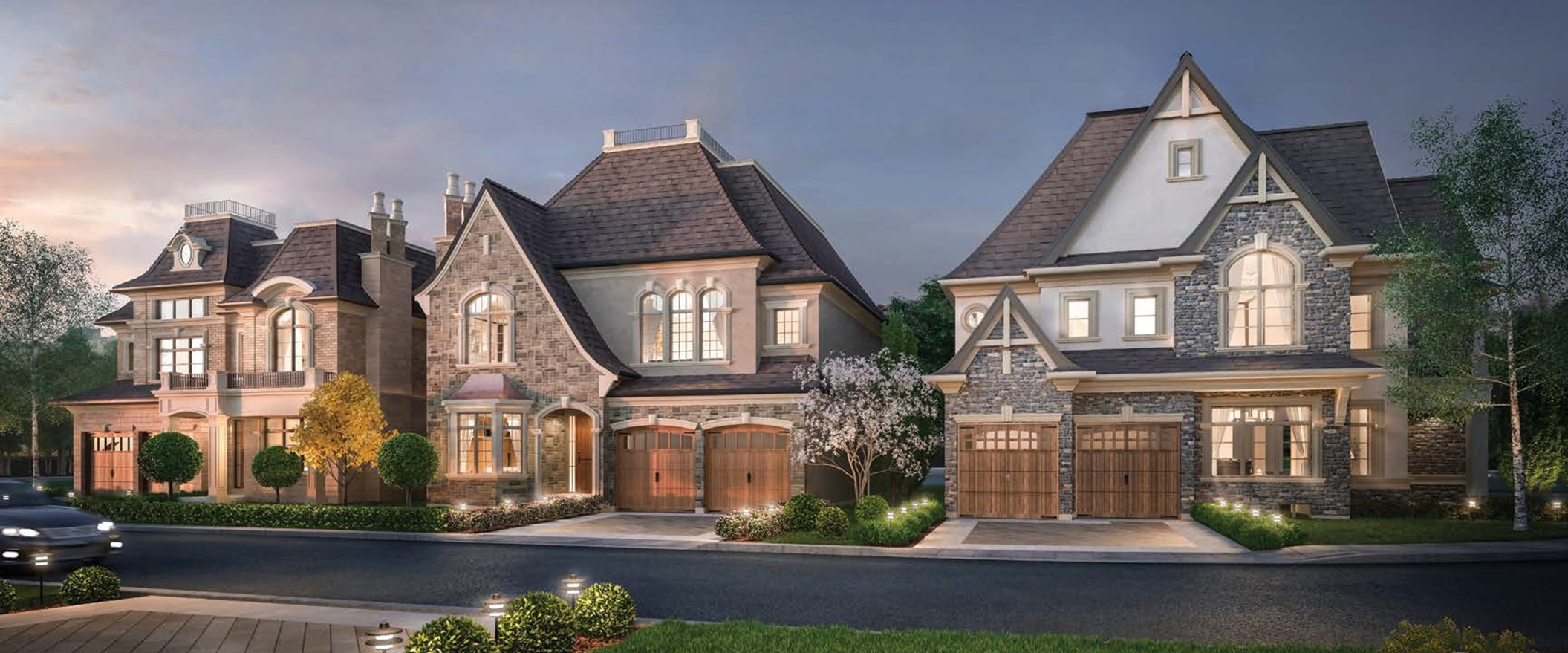 New houses in vaughan