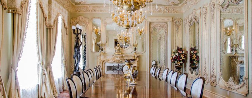 versailles of vaughan dining room