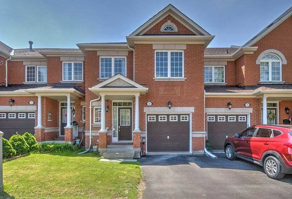 8 Townwood Drive Unit 20, Richmond Hill